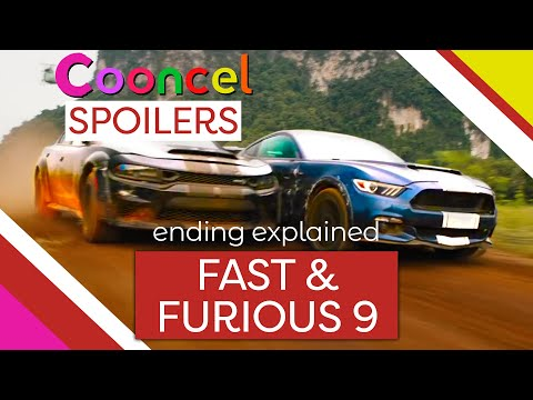 F9 / Fast & Furious 9 Ending Explained (Spoilers)