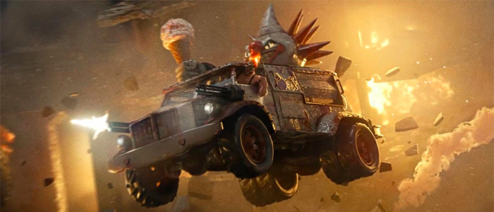 'twisted metal' video game is becoming a tv series from